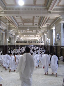Back from 2011 `Umrah