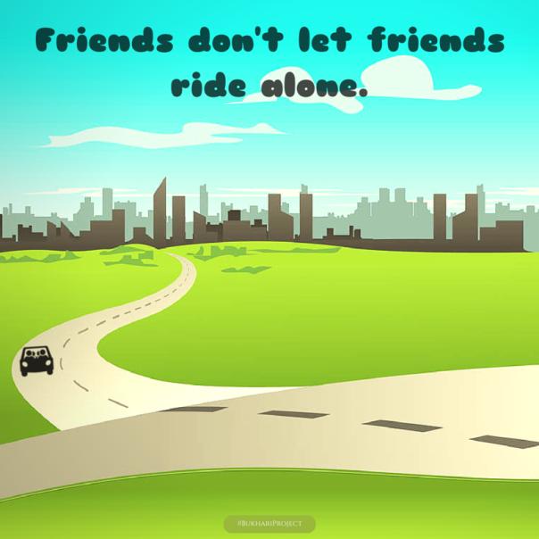 #Carpool